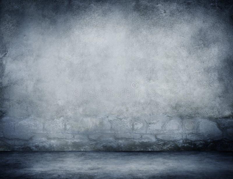 Grunge tła tekstury ściany Betonowy Materialny pojęcie zdjęcie stock