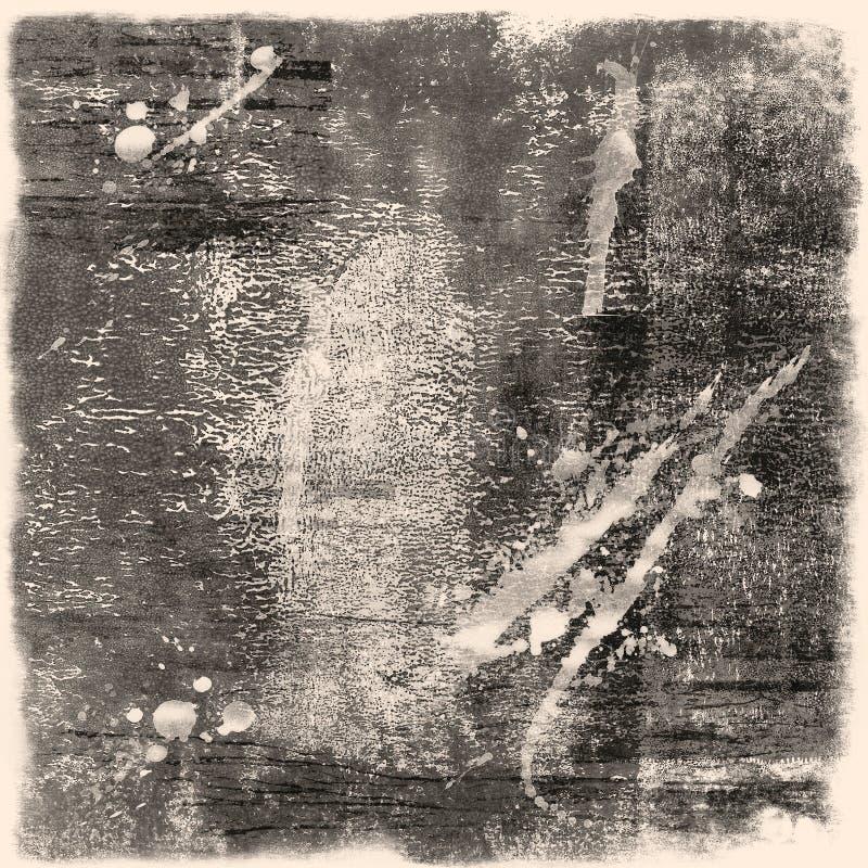 Grunge tło ilustracji