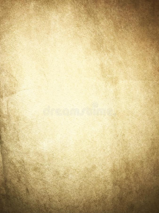 Grunge Tan Background Texture Brown stock foto's