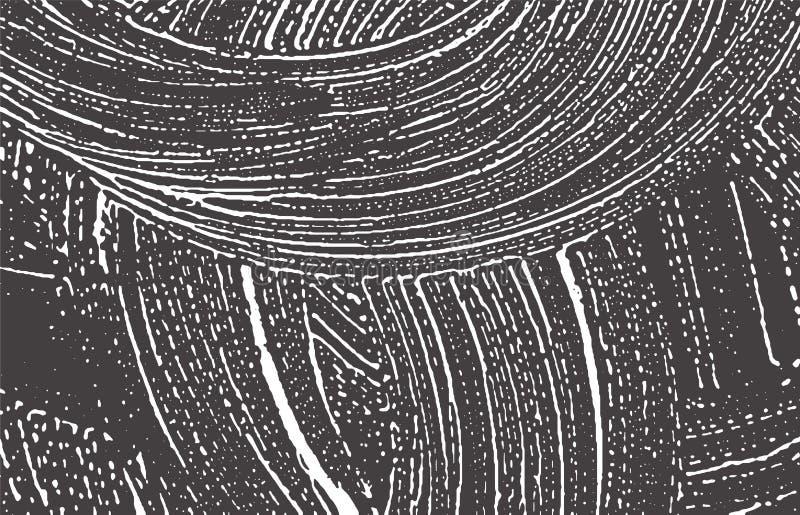 Grunge tekstura Cierpienia czerni popielaty szorstki ślad B ilustracji