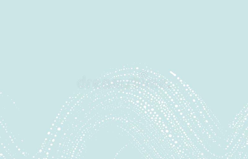 Grunge tekstura Cierpienie błękitny szorstki ślad ciekawy royalty ilustracja