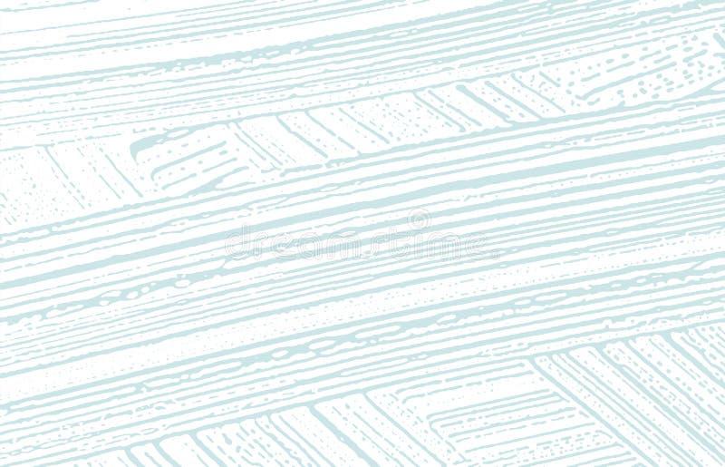 Grunge tekstura Cierpienie błękitny szorstki ślad classy ilustracji