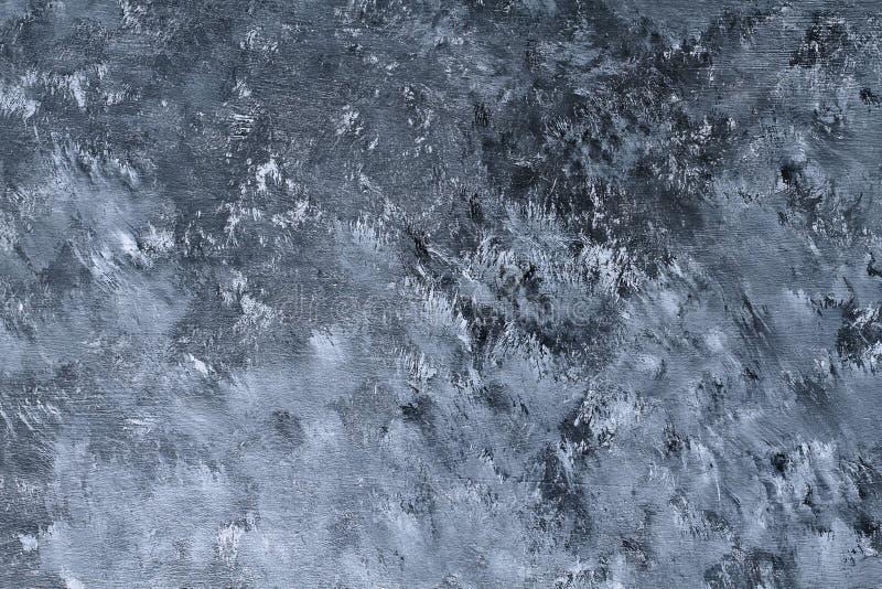 Grunge tekstury ręka Malująca zdjęcie stock