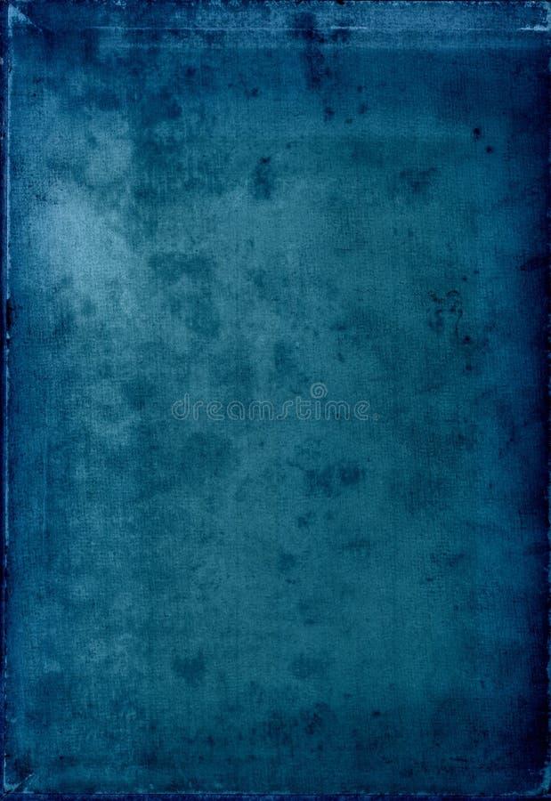 Grunge Texture. Blue grunge paper texture background