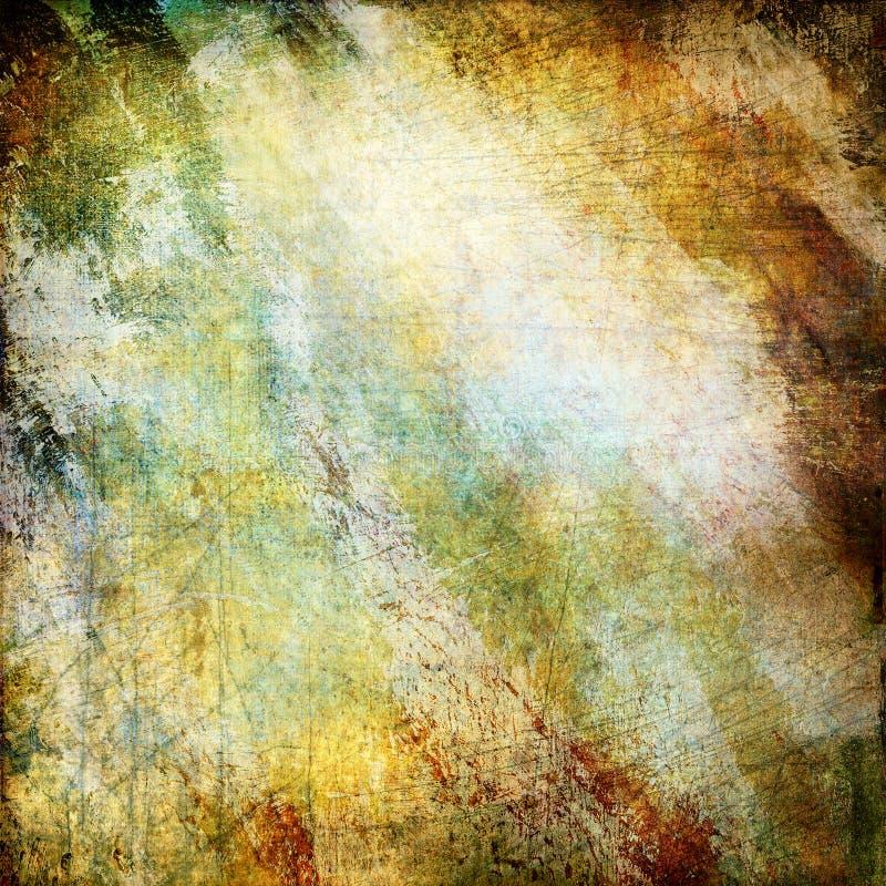 Grunge texture royalty free illustration