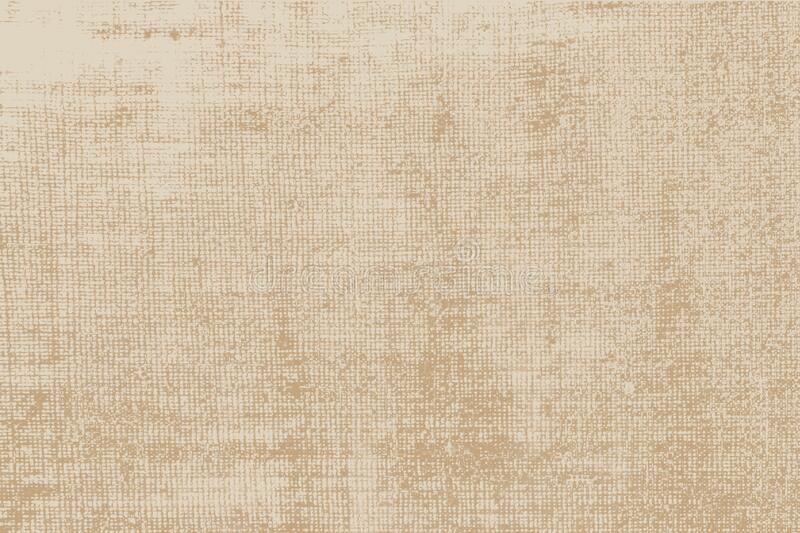 Grunge texture background. Old vintage surface stock illustration
