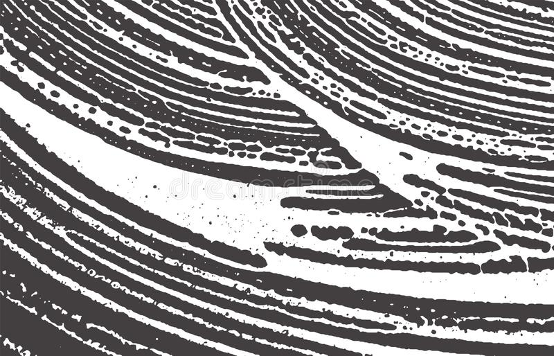 Grunge texture. Distress black grey rough trace. Beauteous background. Noise dirty grunge texture. M. Odern artistic surface. Vector illustration stock illustration