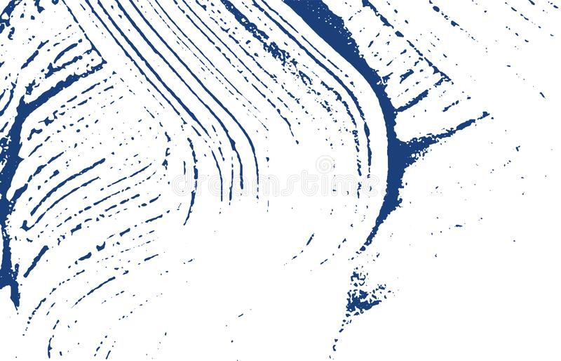 Grunge texture. Distress indigo rough trace. Ecstatic background. Noise dirty grunge texture. vector illustration