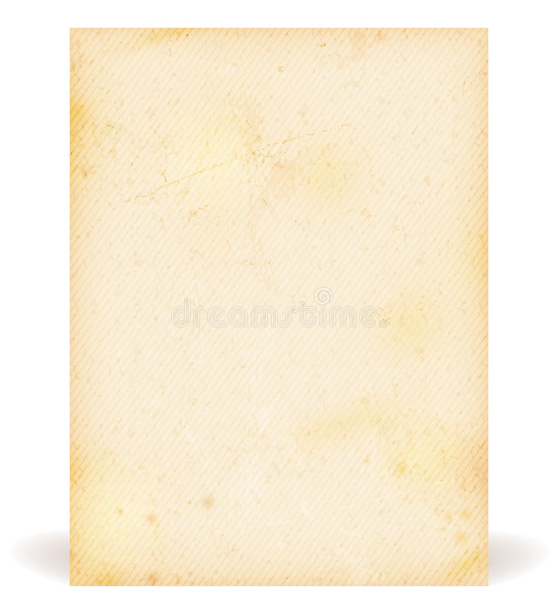Download Grunge Texture, Old Parchment Stock Vector - Image: 30542950