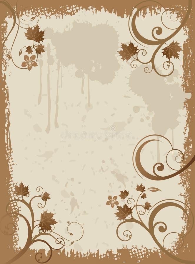 Download Grunge Texture Painted Frame Mask Overlay Stock Illustration - Image: 30789870