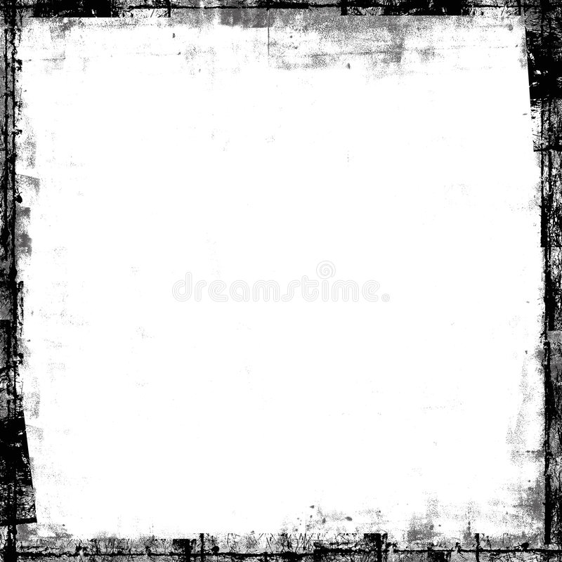 Free Grunge Texture Painted Frame Mask Overlay Royalty Free Stock Photo - 7275795