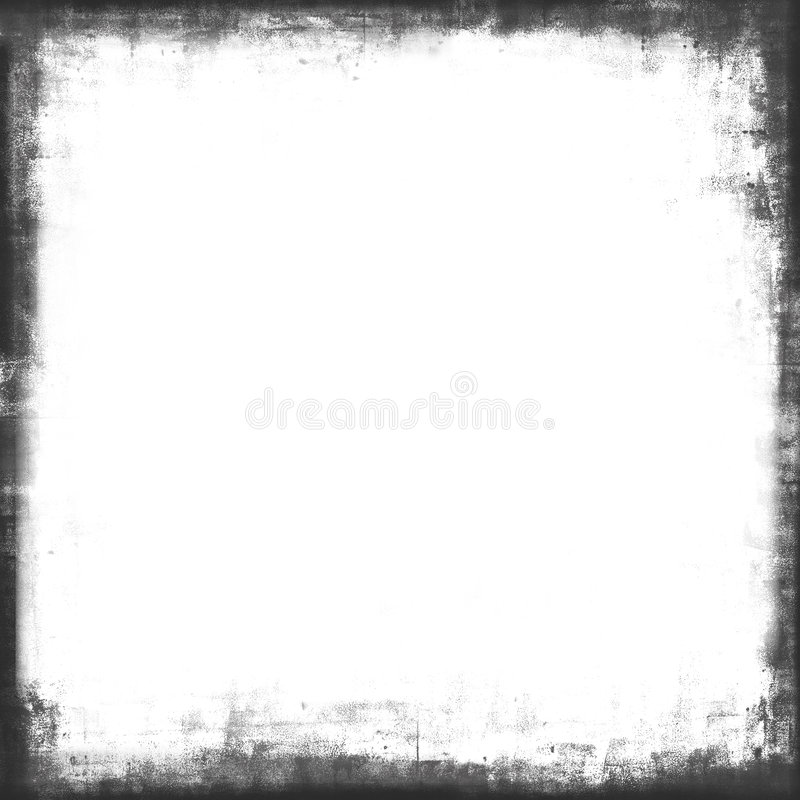 Grunge texture painted frame mask overlay royalty free stock photography