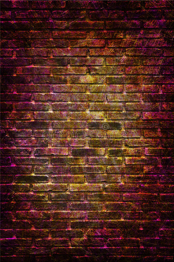 Grunge textured background royalty free illustration
