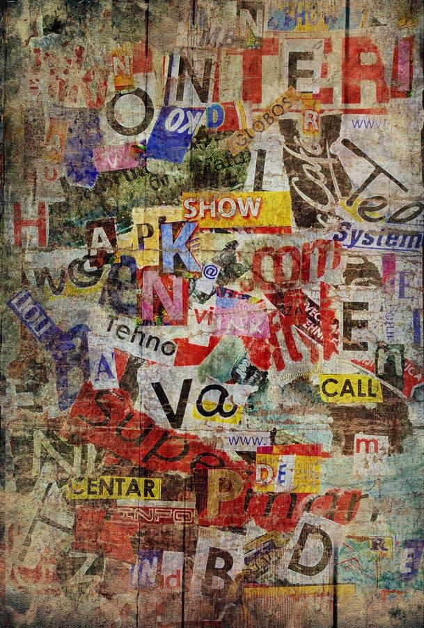 Grunge textured el fondo foto de archivo