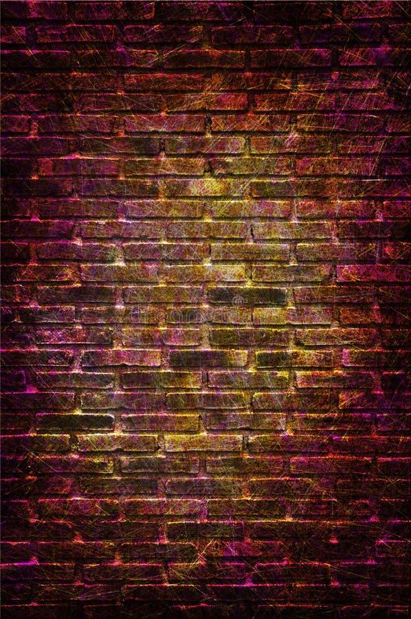 Grunge textured el fondo libre illustration