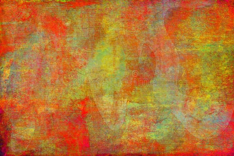 Grunge textured el fondo ilustración del vector