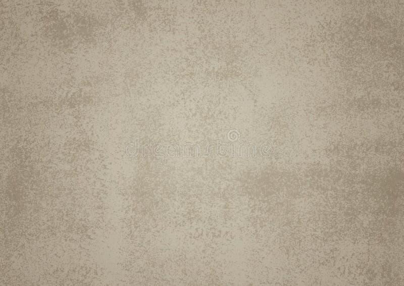 Grunge textured el fondo Fondo abstracto hermoso stock de ilustración