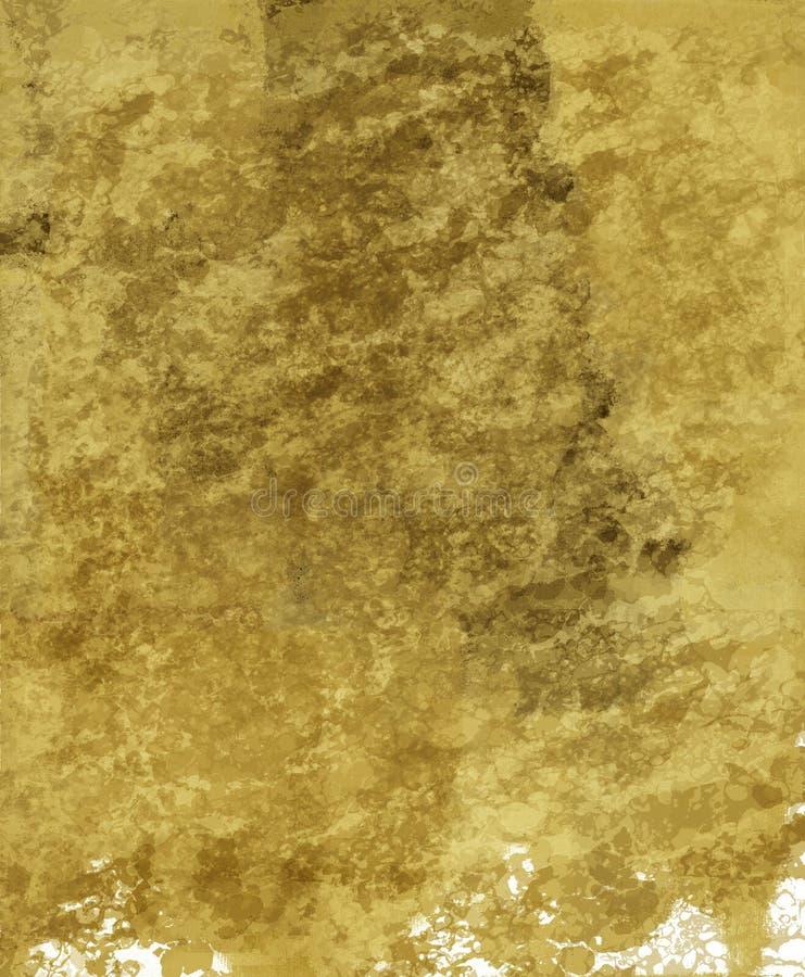 Grunge Textured o papel fotografia de stock