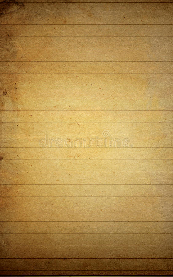 Grunge textures blank note paper stock illustration