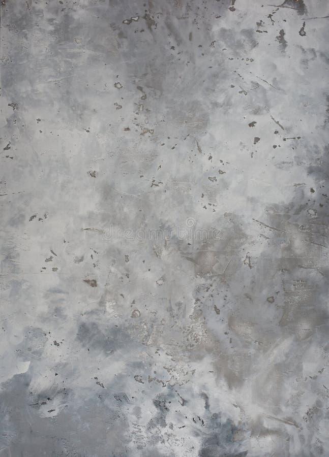 Grunge texturizado gris áspero de alta resolución fotografía de archivo libre de regalías