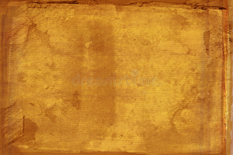 Grunge torn paper with natural fibres royalty free stock images