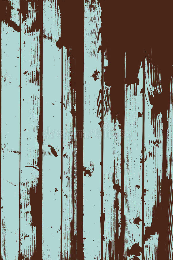 Download Grunge Two Colors Wooden Wall Pattern Stock Vector - Image: 42673152