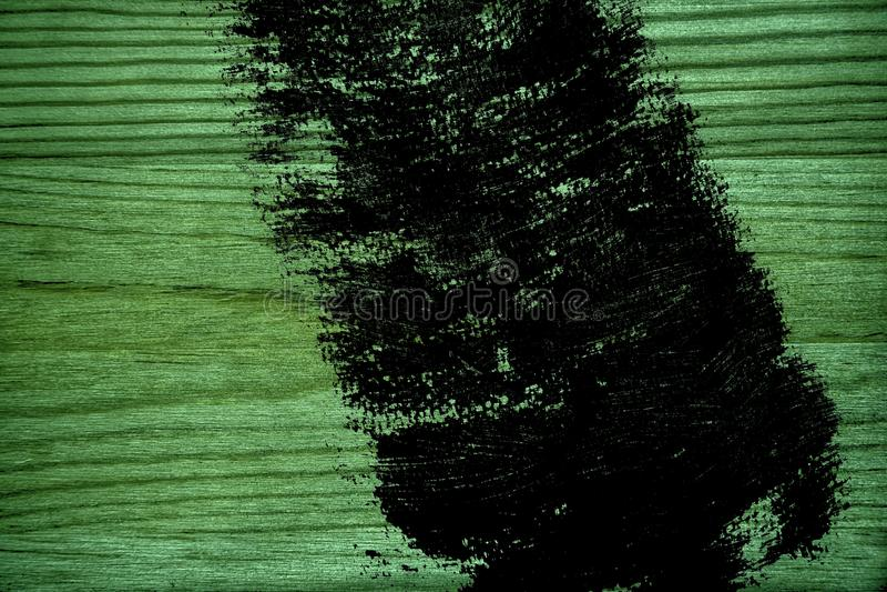 Grunge ultra groene Houten textuur, scherpe raadsoppervlakte voor ontwerpelementen stock foto's