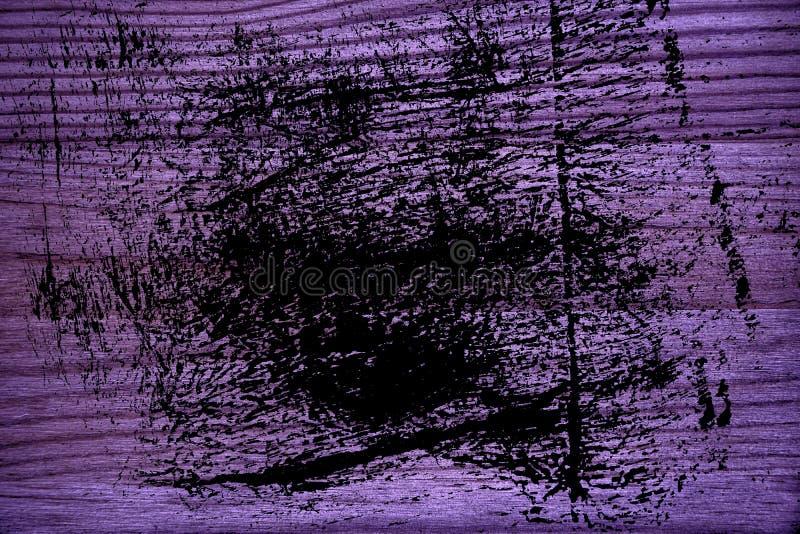 Grunge ultra purpere Houten textuur, scherpe raadsoppervlakte voor ontwerpelementen royalty-vrije stock afbeelding
