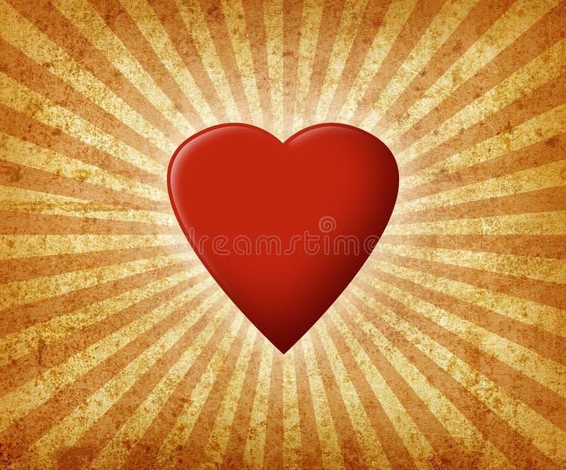 Download Grunge Valentine Royalty Free Stock Images - Image: 12838329