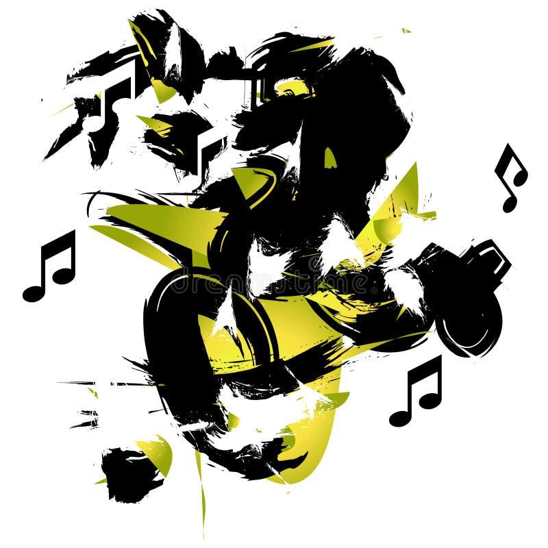 Download Grunge vector background stock vector. Illustration of ornate - 5761875