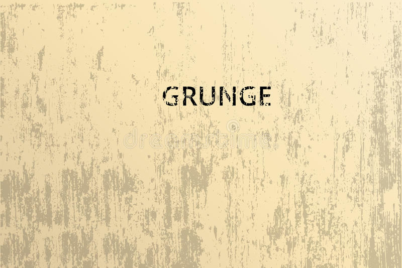 Grunge vector background royalty free illustration