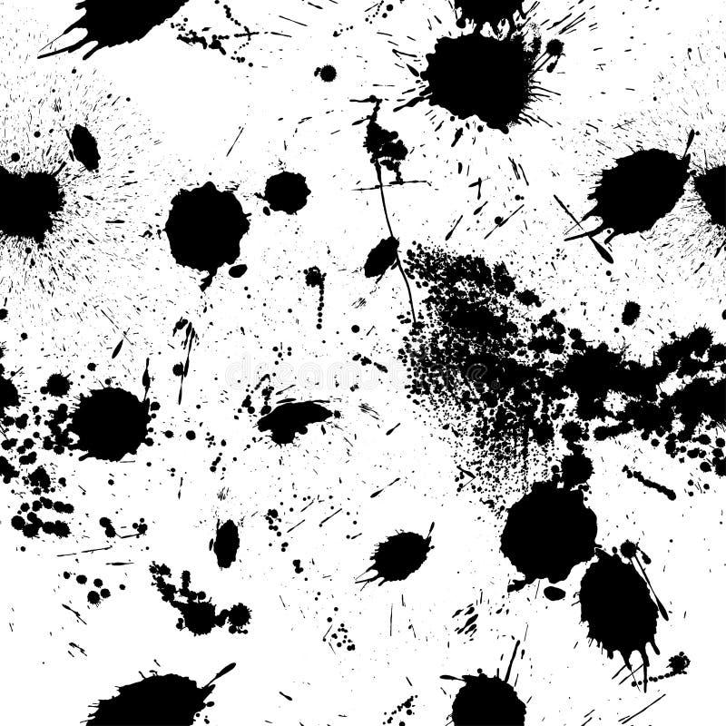 Grunge vektorhintergrund stock abbildung