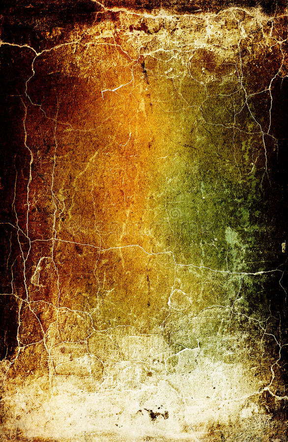Download Grunge Vintage Colorful Cracked Texture. Stock Images - Image: 14218664