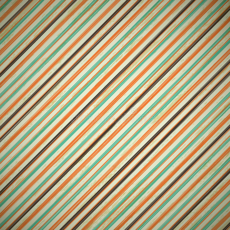 Download Grunge Vintage Retro Background With Stripes Stock Vector - Image: 29713833