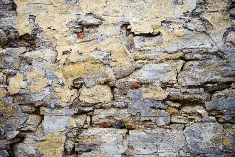 Download Grunge wall stock photo. Image of surface, colorful, cracked - 25709542