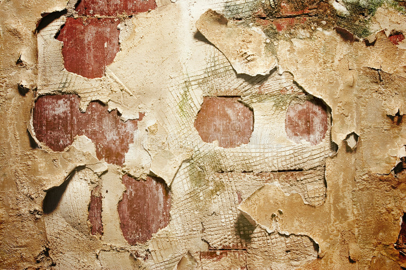 Download Grunge wall stock image. Image of brown, stained, horizontal - 3671275