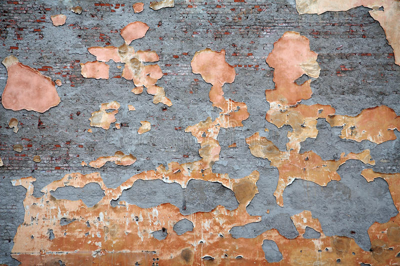 Download Grunge wall stock photo. Image of cracks, abandoned, material - 9677650