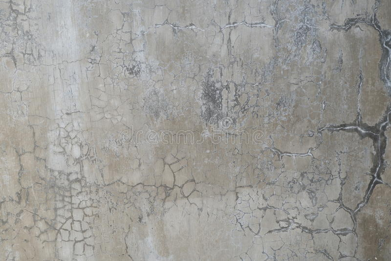 Grunge Wall Textures. Grey cracked plastered wall textures royalty free stock photography