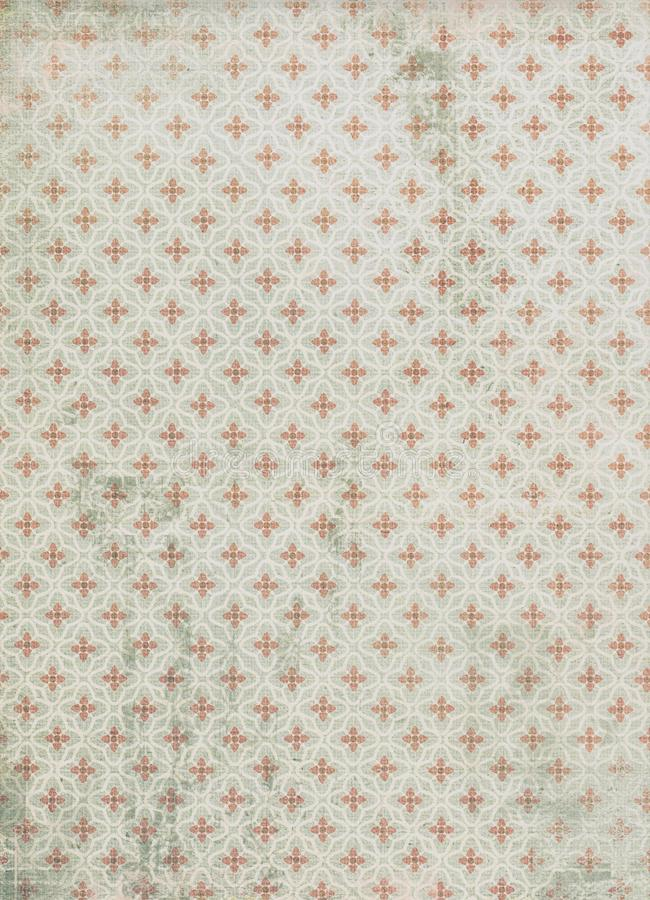 Grunge wallpaper pattern royalty free stock photography
