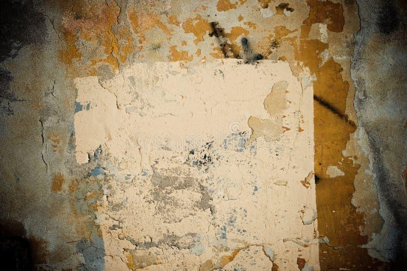 Grunge Wand vektor abbildung