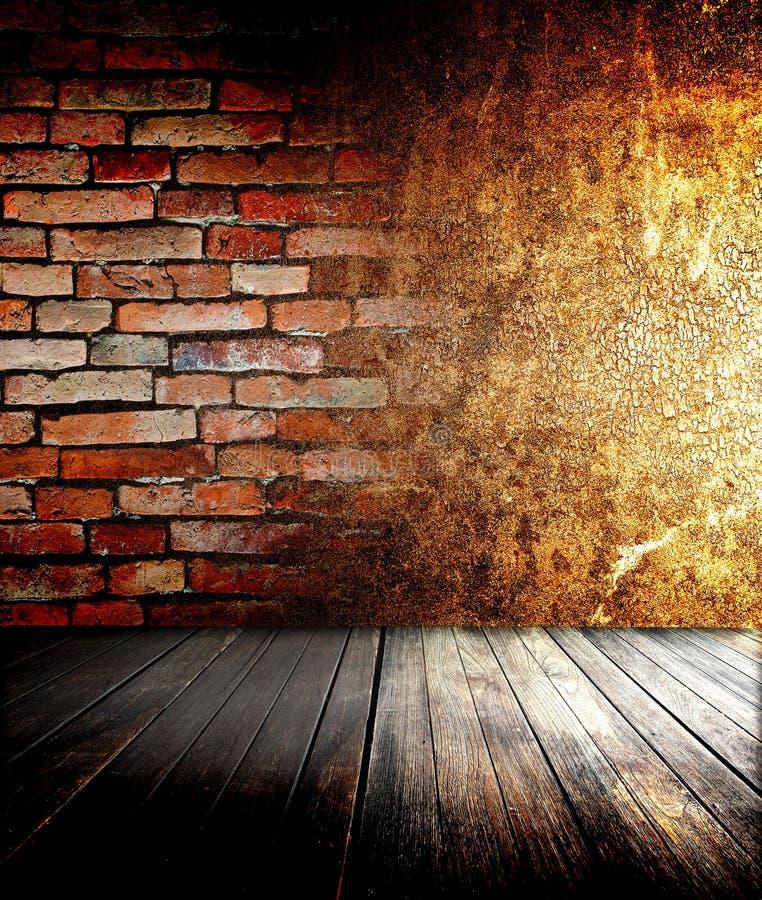 Download Grunge Wand stockfoto. Bild von farbe, lehm, dunkel, halloween - 26354608