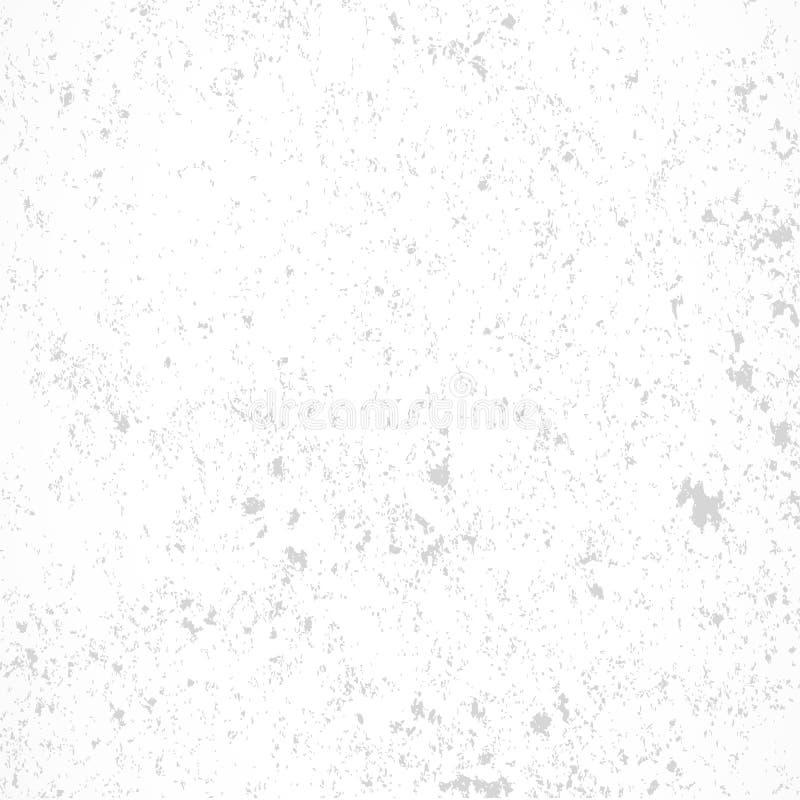 Grunge white texture background. Grunge white texture wall background stock illustration