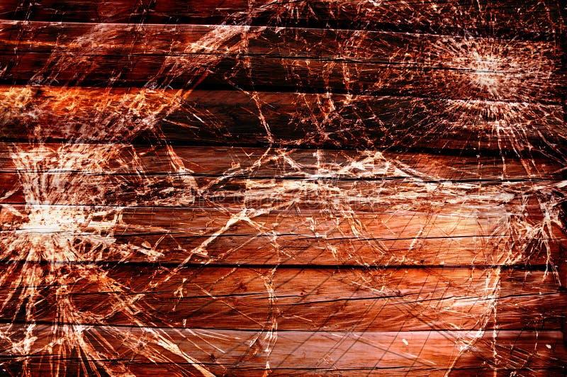 Grunge wood texture stock image