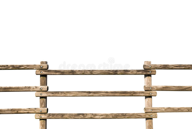 Grunge wooden fence royalty free stock photo