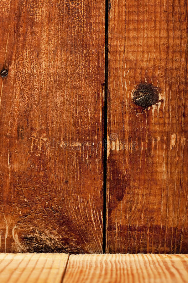 Download Grunge Wooden Floor And Wall Stock Photo - Image: 14930484