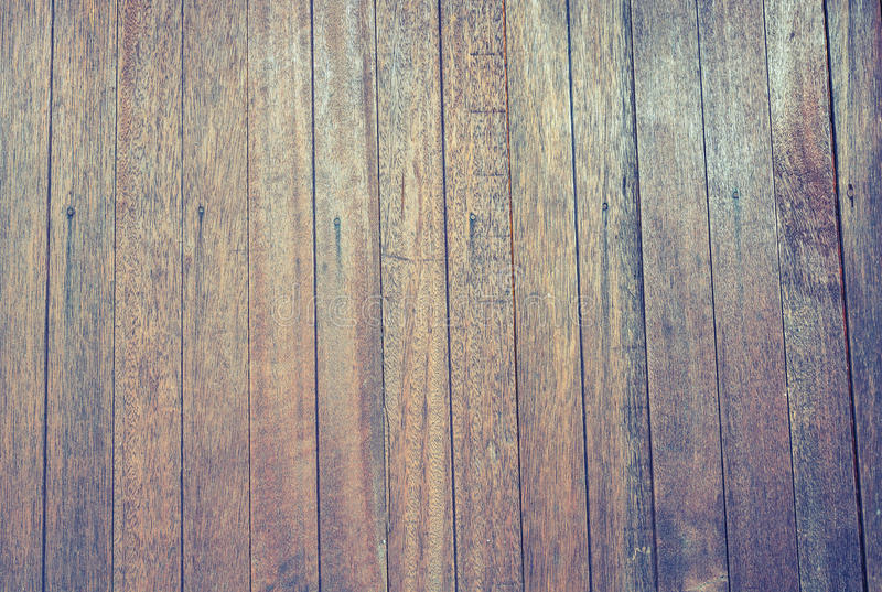 Grunge wooden texture background processed in vintage style stock images