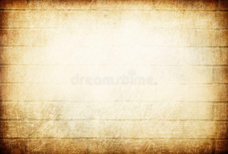 Grunge Ziegelsteinwand. lizenzfreie abbildung