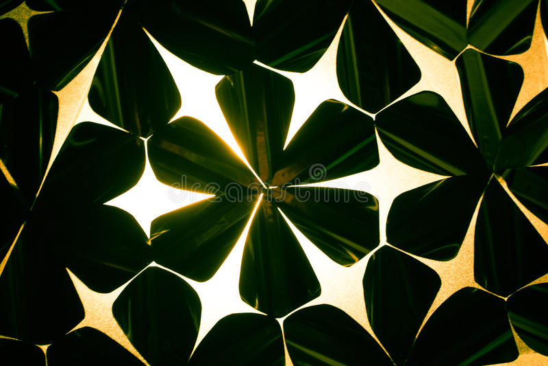 Grungeachtergrond met vorm van bloemen stock foto