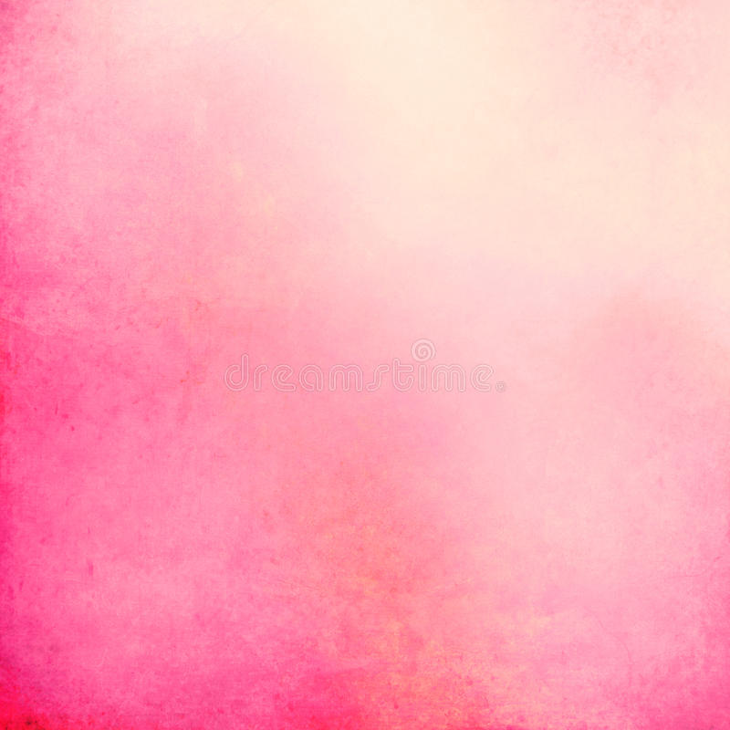 Grungebakgrund i rosa färger och pastellfärgade färger stock illustrationer