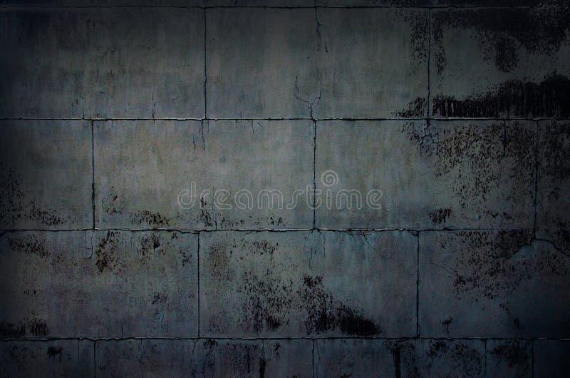 Grungebakgrundstextur, abstrakt smutsig färgstänk målad vägg arkivfoto